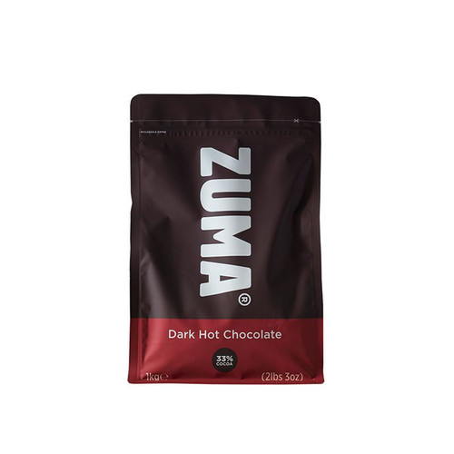 Zuma Dark Hot Chocolate 8x1kg