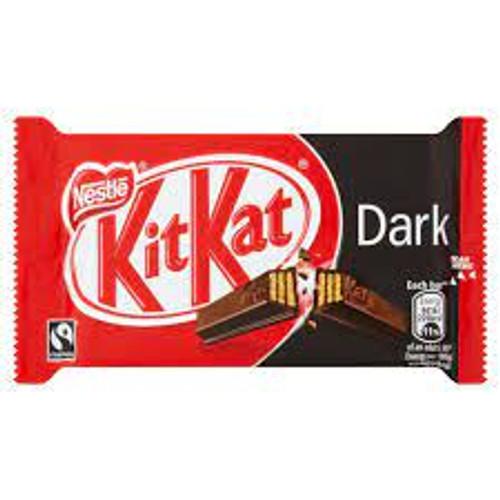 Kit Kat 4 finger Dark