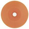 Orange Dessert Plate, 8 2/3 inch | Raynaud Uni Tresor