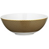 Brown Small Salad Bowl, 6 5/7 inch, 26 2/3 ounce | Raynaud Uni Tresor