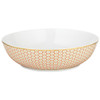 Orange Breakfast Coupe, 6 5/7 inch, 11 4/5 ounce | Raynaud Uni Tresor