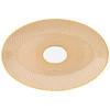 Orange Small Oval Dish | Raynaud Uni Tresor