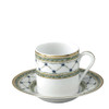 Coffee Cup, 2 1/5 inch | Raynaud Menton Alle Royale