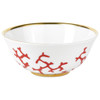 Rice Bowl, 5 inch, 9 ounce | Raynaud Menton Cristobal - Coral