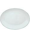 Oval Dish Medium | Raynaud Uni Monceau - Peacock Blue