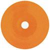 Orange Buffet Plate, 12 3/5 inch | Raynaud Uni Tresor