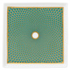 Turquoise Small Tray, 4 2/7 inch | Raynaud Uni Tresor
