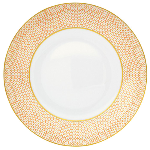 Orange Soup Bowl, 8 2/3 inch, 20 1/3 ounce | Raynaud Uni Tresor