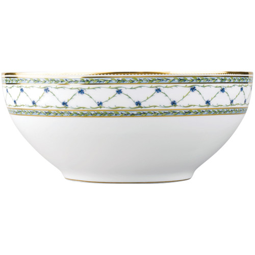 Large Salad Bowl, 9 4/5 inch, 93 1/5 ounce | Raynaud Menton Alle Royale