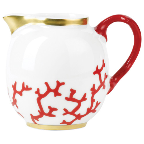 Creamer, 1 4/5 inch, 6 2/5 ounce | Raynaud Menton Cristobal - Coral