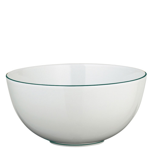 Bowl, 5 1/2 inch, 15 ounce | Raynaud Uni Monceau - Peacock Blue