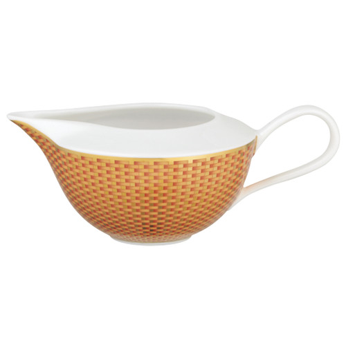 Orange Creamer, 3 1/2 inch, 6 4/5 ounce | Raynaud Uni Tresor