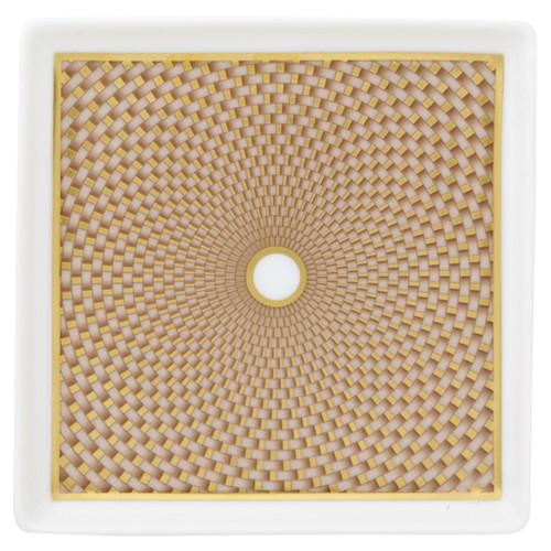 Beige Small Tray, 4 2/7 inch | Raynaud Uni Tresor