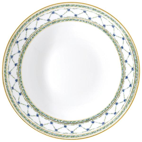 Deep Chop Plate / Pasta Server, 11 3/5 inch | Raynaud Menton Alle Royale