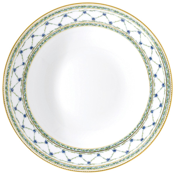 Deep Chop Plate / Pasta Server, 11 3/5 inch | Raynaud Menton Alle Royale