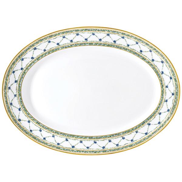 Oval Platter | Raynaud Menton Alle Royale