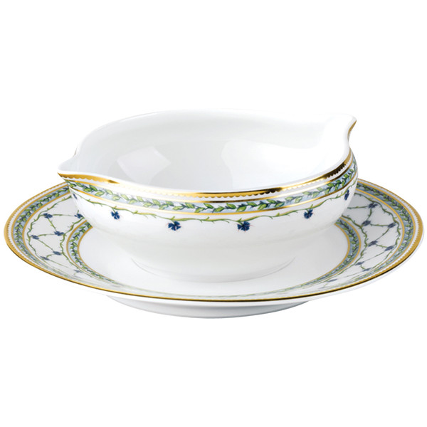 Gravy Boat, 7 1/2 inch, 10 ounce   Raynaud Menton Alle Royale