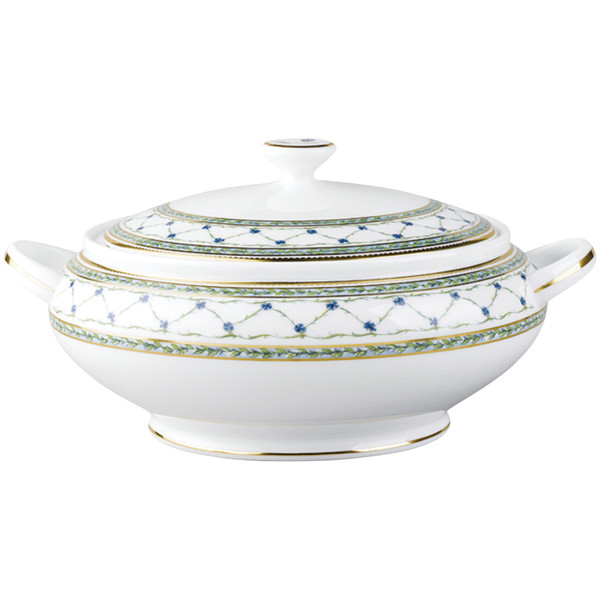 Soup Tureen, 9 4/5 inch, 59 1/9 ounce   Raynaud Menton Alle Royale