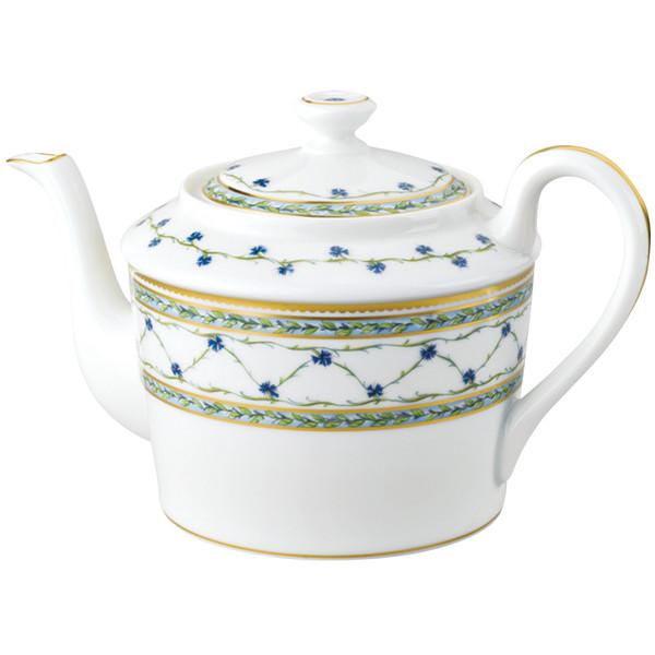 Tea Pot, 3 5/7 inch, 31 1/9 ounce | Raynaud Menton Alle Royale