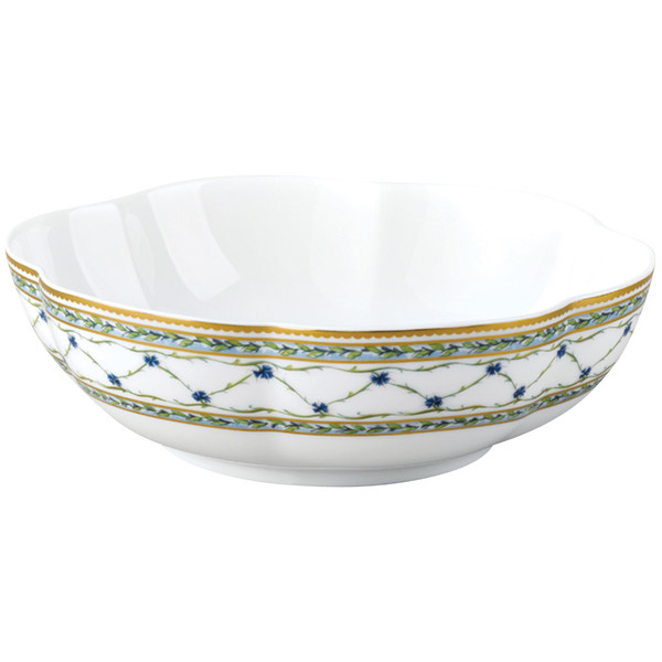 Medium Melon Bowl, 6 2/7 inch, 15 2/3 ounce | Raynaud Menton Alle Royale