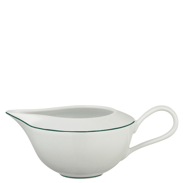 Creamer, 3 1/2 inch, 6 4/5 ounce | Raynaud Uni Monceau - Peacock Blue