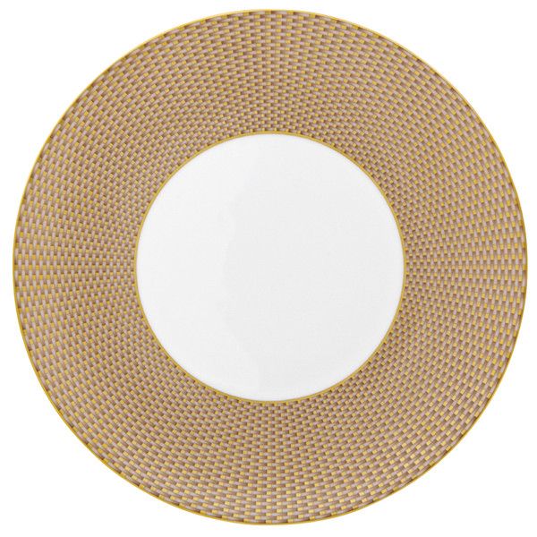 Beige Dinner Plate, 10 3/5 inch | Raynaud Uni Tresor