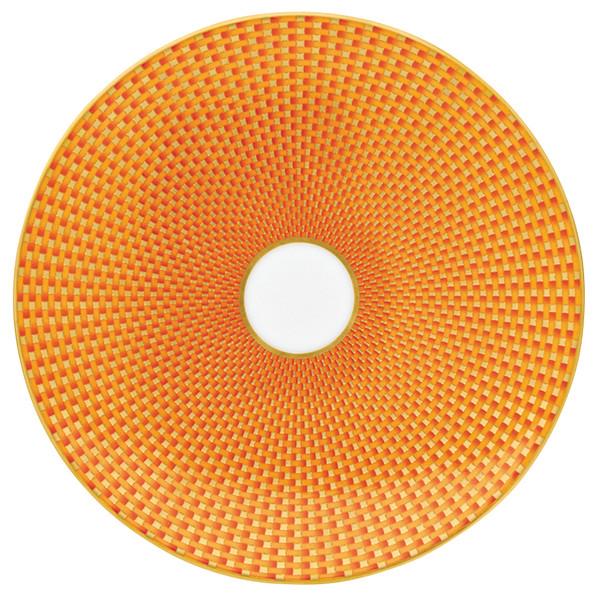 Orange Bread and Butter, 6 2/7 inch | Raynaud Uni Tresor
