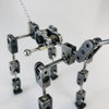 Quadruped Cinematic Armature Anibild Chimera