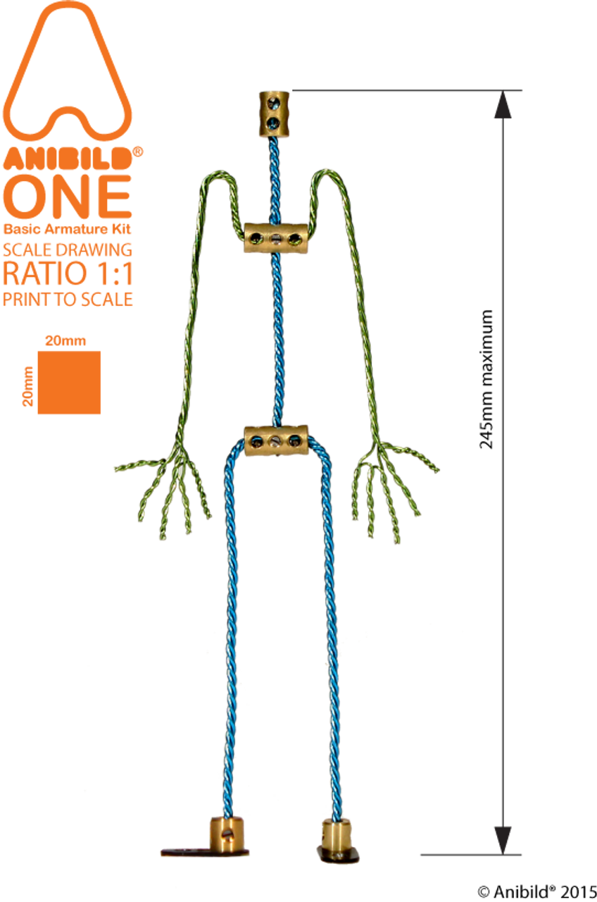 Anibild® ONE Basic Armature