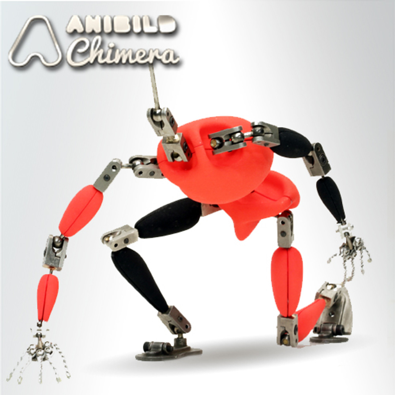 Female Cinematic Armature Anibild Chimera