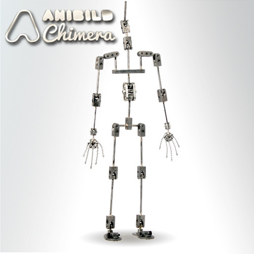 Male 1C Cinematic Armature Anibild Chimera