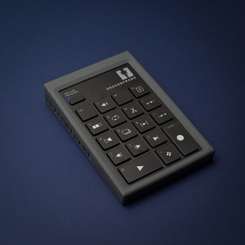 Blue Tooth  Dragonframe Keypad