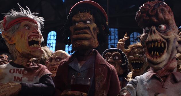 Meet the Trampires