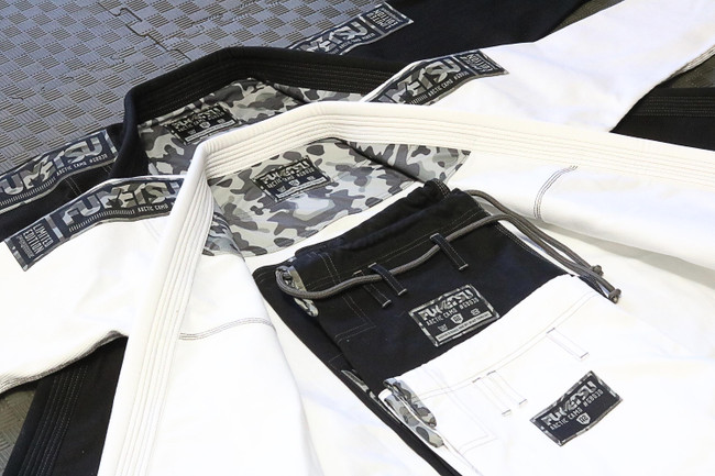 Limited Edition Prime Camo Gi's have Landed!
