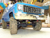 Front axle with NCScale60 Ribbed Diff Cover shown installed on RC4WD Trailfinder 2 (not included, lol).