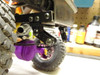 Shown at full compression.  Purple BowHouse RC NCYota axles sold separately.  :-)