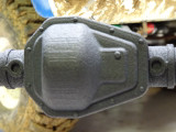 NC60 Stock Diff Cover