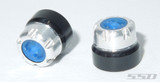 1/24 Scale Locking Hubs (Blue)