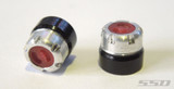 1/24 Scale Locking Hubs (Red)