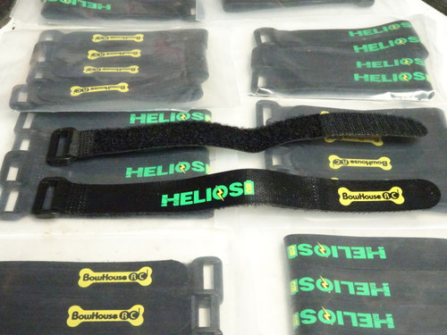 200mm Non-Slip Battery Straps (set of 2)