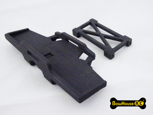 Low CG Battery Tray and Rear Chassis Brace for HPI Venture