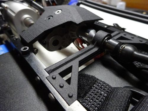 N2R Coupling Bracket for TF2 LWB