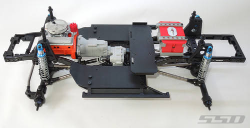 SSD Trail King Pro Scale Chassis - Builders Kit