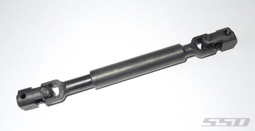 Scale Steel Long Driveshaft for TRX-4/SCX10 II Rear