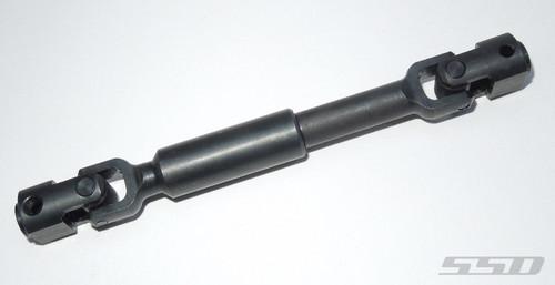 SSD Trail King Front Steel Driveshaft / SCX10 III Rear
