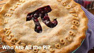 Who Ate All the Pi?