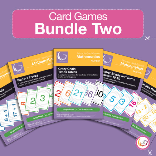 Card Game Bundle Two