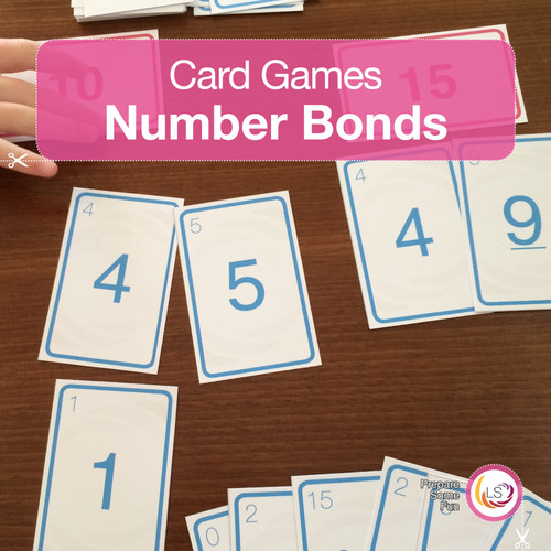 Number Bonds Card Game