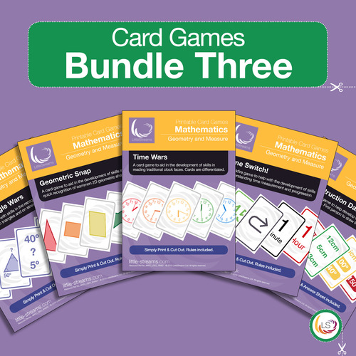 Card Game Bundle 3 Cover