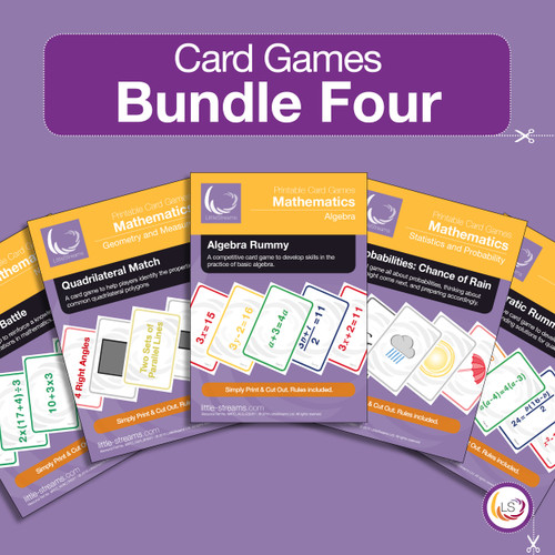 Card Game Bundle Four Cover